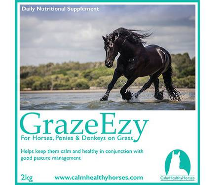 Calm Healthy Horses - GrazeEzy