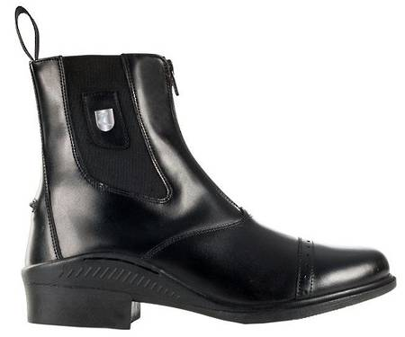 Horze Sydney Leather Jodhpur Boots