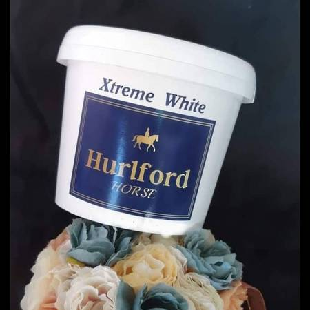 Hurlford Xtreme Socks - Leg and Body Whitening Powder