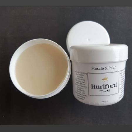 Hurlford Muscle and Joint Cream