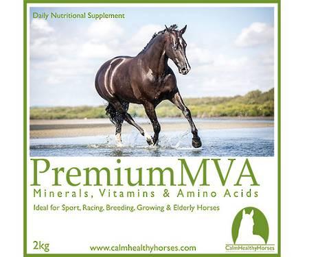 Calm Healthy Horses - Premium MVA