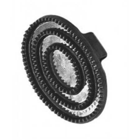 Roma Rubber Curry Comb-Large
