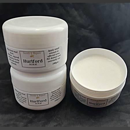 Hurlford Sooth and Repair Cream