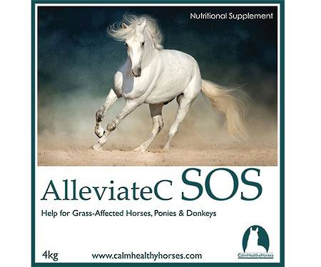 Calm Healthy Horses - Alleviate C SOS