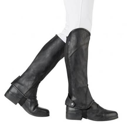 Dublin Stretch Fit Half Chaps - Child