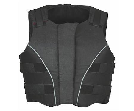 Dublin Supra Flex Ez Zip Body Protector - Adults