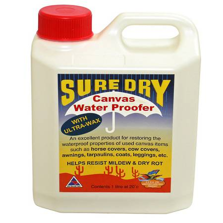 Suredry Canvas Waterproofer