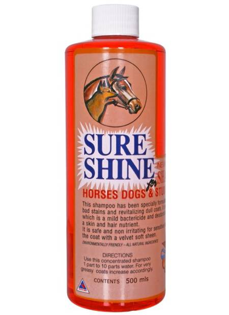 Sure Shine Shampoo