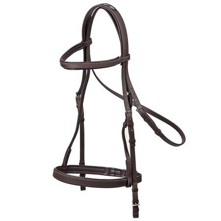 Zilco Training Bridle & Cavesson