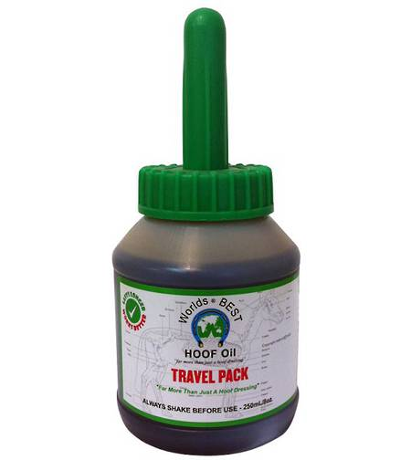Worlds Best Hoof Oil Travel Size