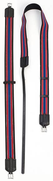 Elastic 50mm Girth and Surcingle Set