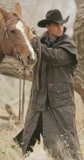 Outback Long Riding Coat-2052
