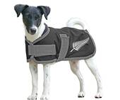 Cavallino Silver Fern Dog Coat - 100gm Fill