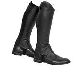 Flair Soft Leather Gaiters