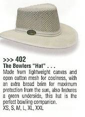 Selke Bowlers Hat