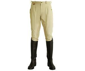 Cavallino Mens Pleated Breeches