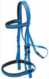 Zilco Padded Bridle with Cavesson
