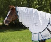 Weatherbeeta Summer Sheet Cotton Neck Rug