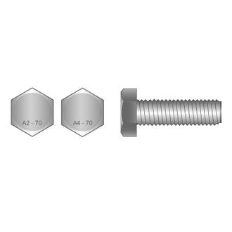 Set Screw UNC T316