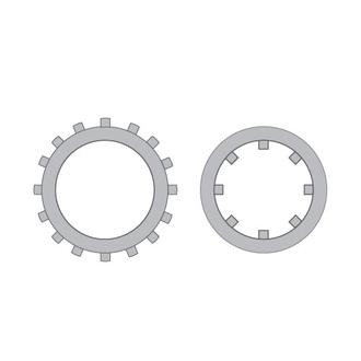 T304 Stainless Steel Lock Washers