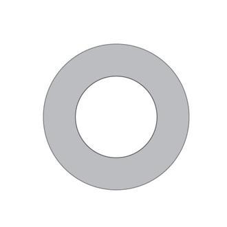 Zinc Round Washers