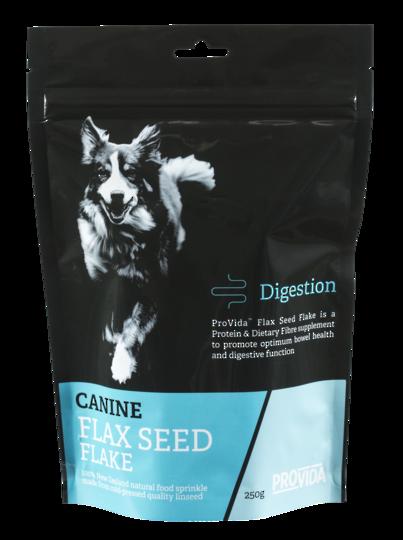 Canine Flax Seed Flake