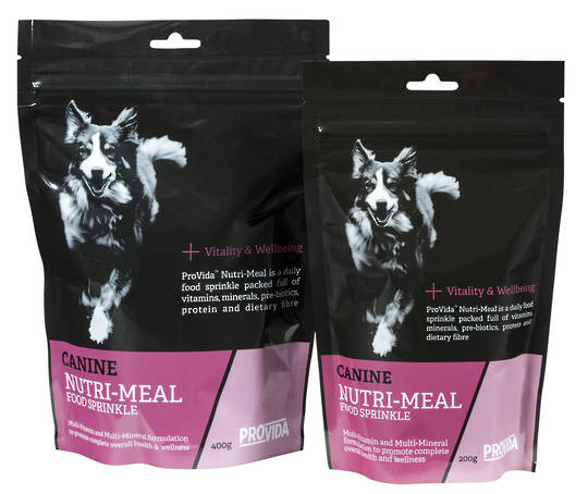 Canine Nutri-Meal Food Sprinkle