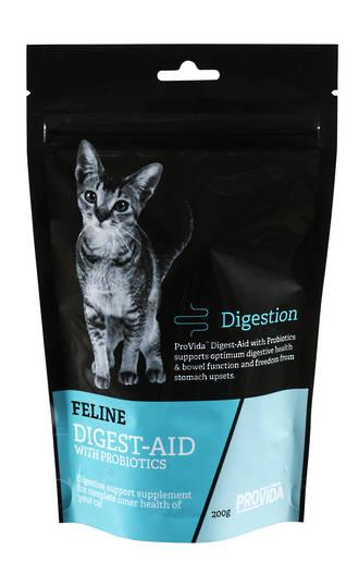 Feline Digest-Aid with Probiotics