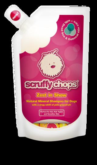 Zest in Show Dog Shampoo