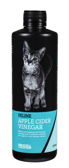 Feline Apple Cider Vinegar