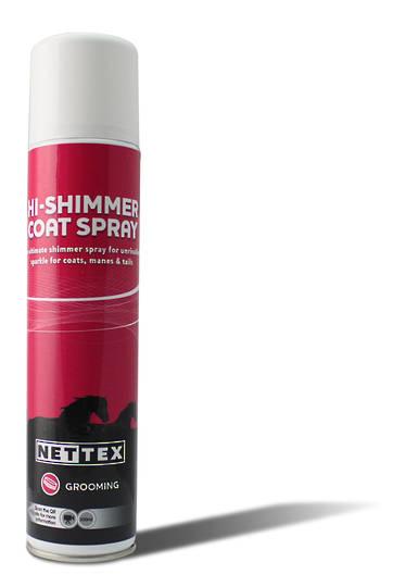 Hi-Shimmer Coat Spray