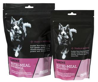 Canine Nutri-Meal Sprinkle