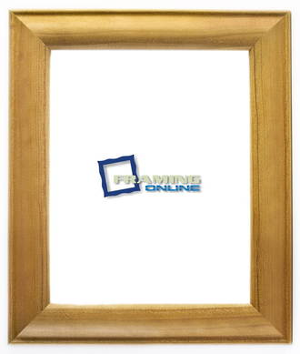 """8""""x10"""" Rimu Stain Photoframe 63rs"""