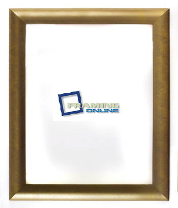 "8""x10"" Gold Photoframe 802gbr"