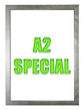 A2 Silver Frame 2782