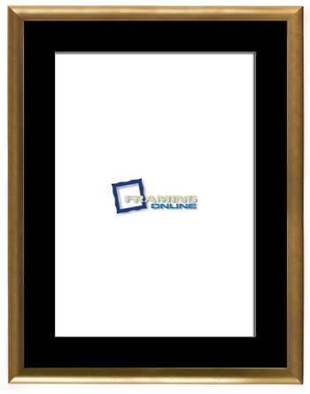 A2 Gold Frame 802gbr210