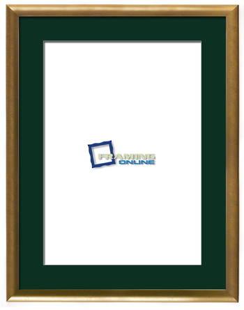 A2 Gold Frame 802gbr264