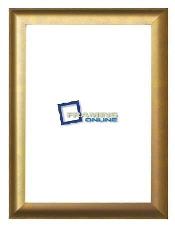 "12""x16"" Gold Photoframe 802gbr"