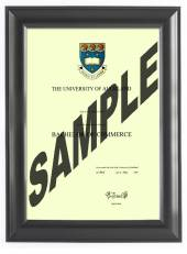 Auckland University Degree 63sb