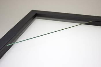 Print Box Frame 52 Black 353x500mm