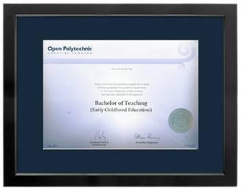 Open Polytechnic Degree 699sb837