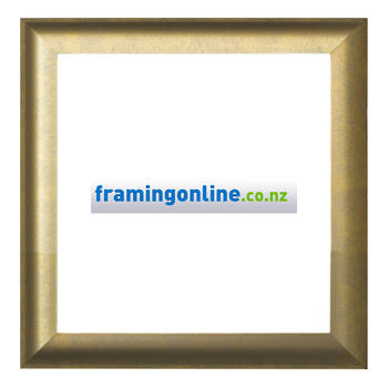 300x300mm Square Gold Frame 802