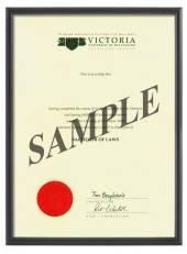 Victoria Degree 1031p