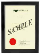 Victoria Degree 699sb CONSERVATION