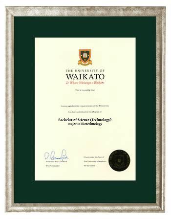 Waikato Degree Silver Frame 264