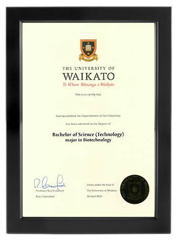 Waikato Degree 699sb