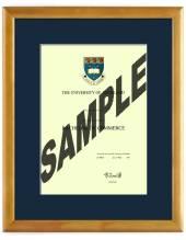 Auckland University Degree 28hona423 CONSERVATION