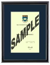 Auckland University Degree 28mb837