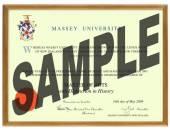 Massey Uni Degree 103hon CONSERVATION