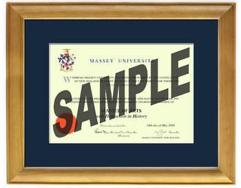 Massey University Degree 63rs837